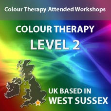 Colour Therapy Attended Workshop Level 2