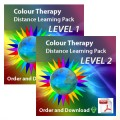 Colour Therapy Distance Learning - DOWNLOADS