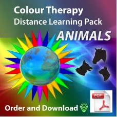 Colour Therapy Online Distance Learning For Animals Download - PDF