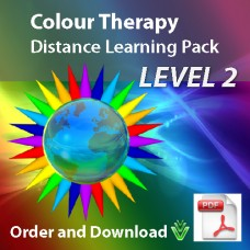 Colour Therapy Distance Learning Level 2 Download - PDF