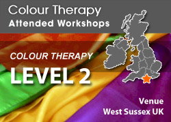 Colour Therapy Workshop Level 2