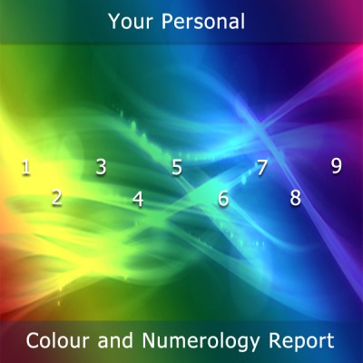 Colour Numerology Reading