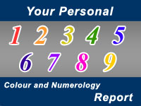 Colour and Numerology