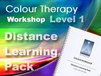 Colour Therapy Workshop - Distance learning