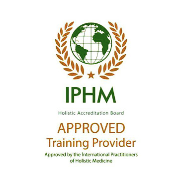 Accredited by the International Practitioners of Holistic Medicine